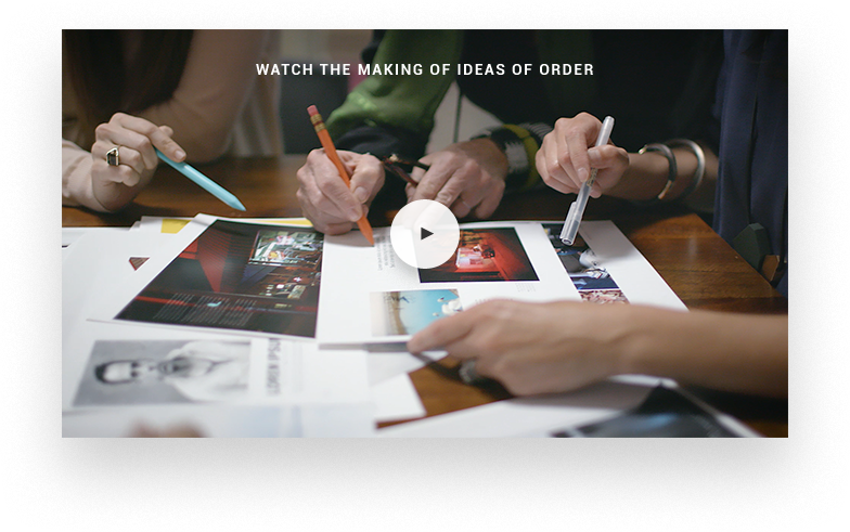Cover Image of Making of Ideas of Order Video