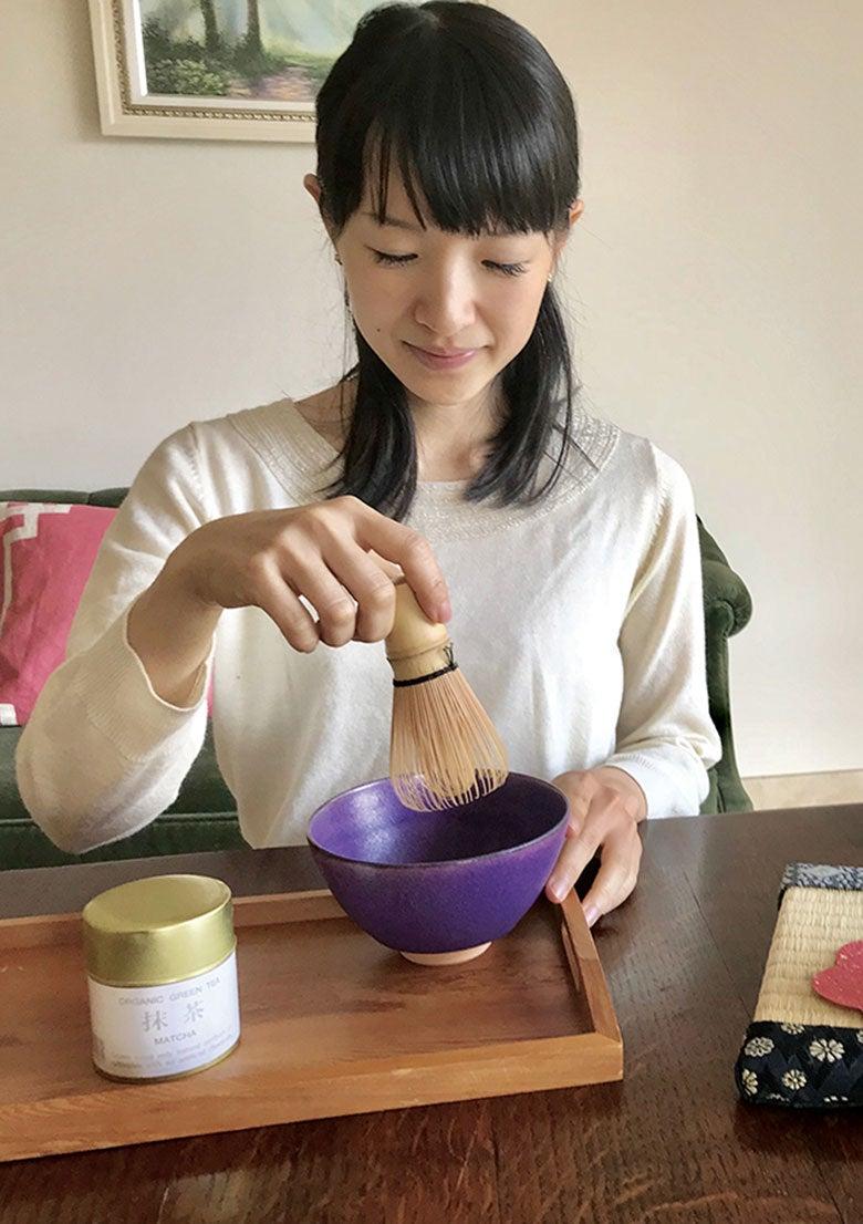 Marie Kondo Tea Ceremony