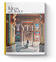 Ideas of Order | Style Issue
